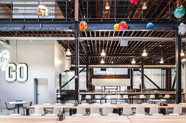 Τα κεντρικά γραφεία του Pinterest (4)