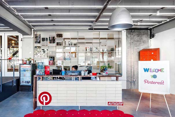 Τα κεντρικά γραφεία του Pinterest (9)