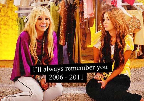 Η μεταμόρφωση της Miley Cyrus (1)