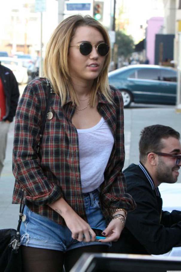 Η μεταμόρφωση της Miley Cyrus (4)