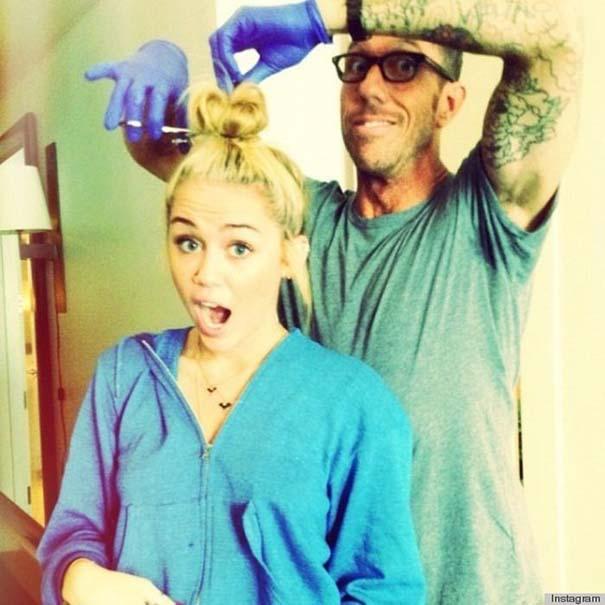 Η μεταμόρφωση της Miley Cyrus (12)