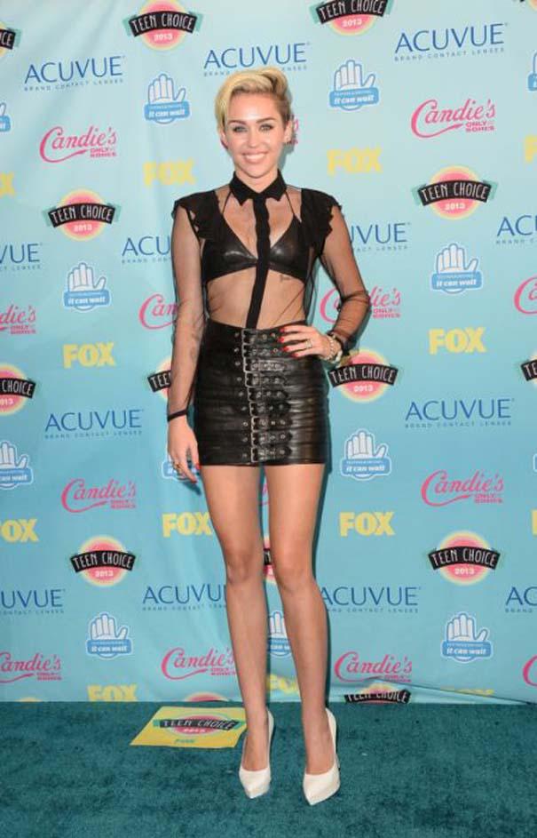 Η μεταμόρφωση της Miley Cyrus (15)