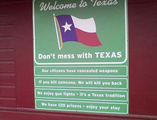 Μόνο στο Τέξας (1)