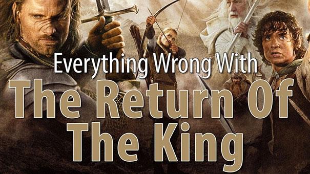 Όλα τα λάθη της ταινίας «Ο Άρχοντας των Δαχτυλιδιών: Η επιστροφή του Βασιλιά» σε 9 λεπτά