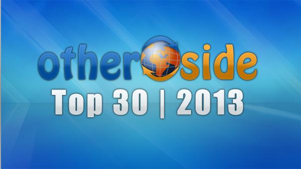 Τα 30 πιο δημοφιλή άρθρα του 2013 στο Otherside.gr