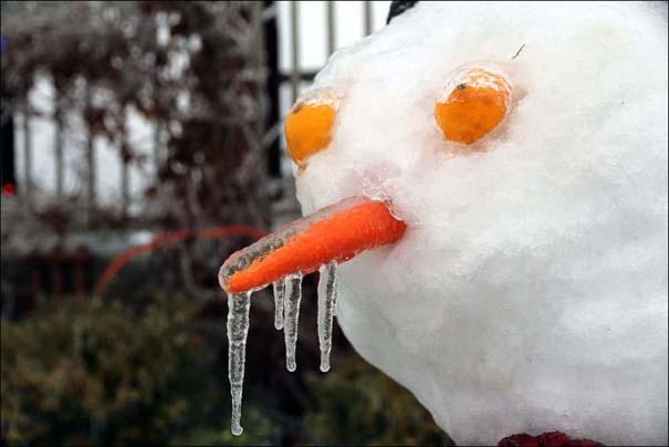 Εντυπωσιακές εικόνες που άφησε πίσω της μια παγοθύελλα στον Καναδά (2)