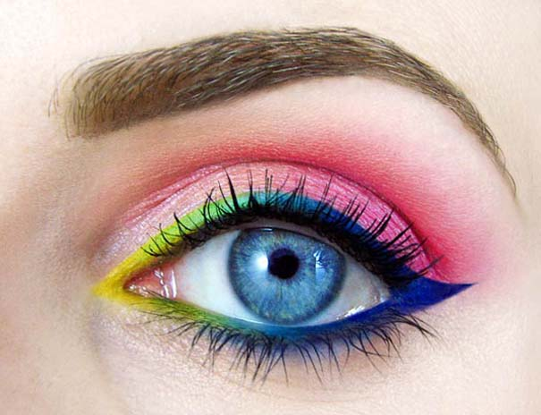 Make-up artist δημιουργεί παραμυθένια μακιγιάζ ματιών (3)