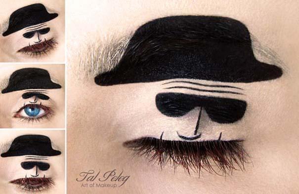 Make-up artist δημιουργεί παραμυθένια μακιγιάζ ματιών (7)