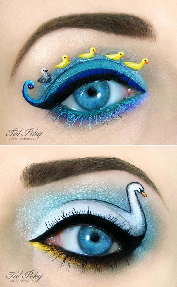 Make-up artist δημιουργεί παραμυθένια μακιγιάζ ματιών (11)