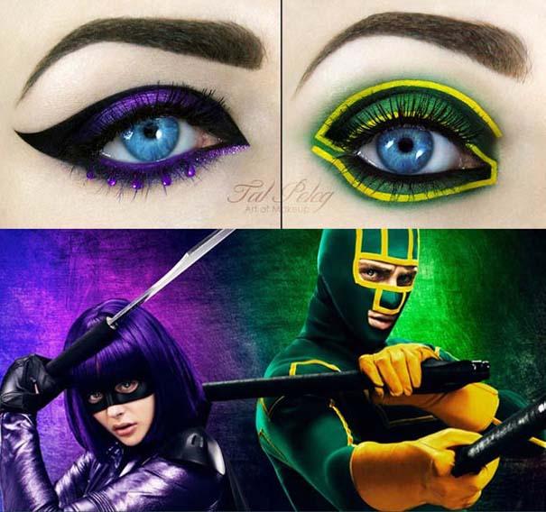 Make-up artist δημιουργεί παραμυθένια μακιγιάζ ματιών (13)