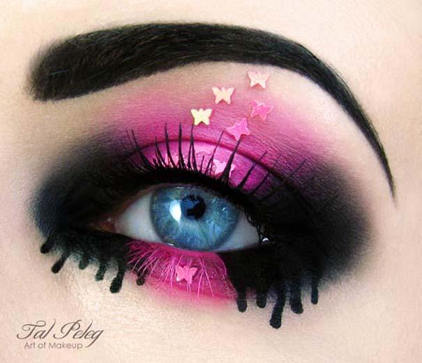 Make-up artist δημιουργεί παραμυθένια μακιγιάζ ματιών (15)
