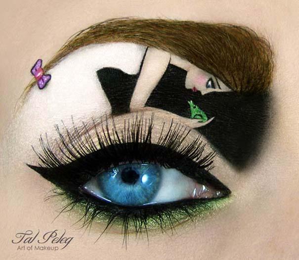 Make-up artist δημιουργεί παραμυθένια μακιγιάζ ματιών (17)