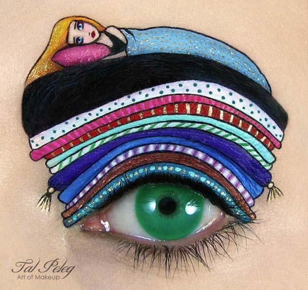 Make-up artist δημιουργεί παραμυθένια μακιγιάζ ματιών (18)
