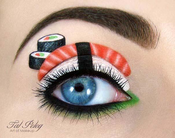 Make-up artist δημιουργεί παραμυθένια μακιγιάζ ματιών (20)