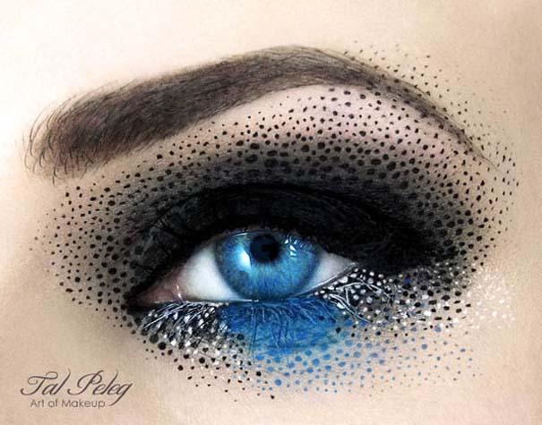 Make-up artist δημιουργεί παραμυθένια μακιγιάζ ματιών (21)