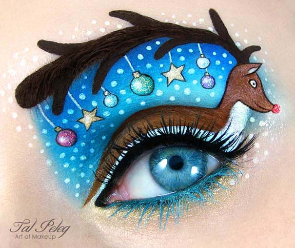 Make-up artist δημιουργεί παραμυθένια μακιγιάζ ματιών (22)