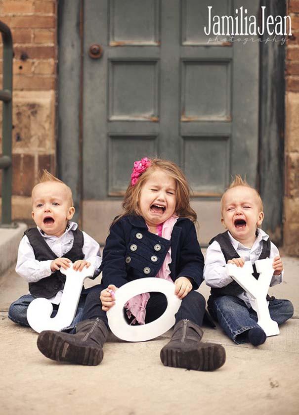 Παράξενες οικογενειακές φωτογραφίες Χριστουγέννων (2)