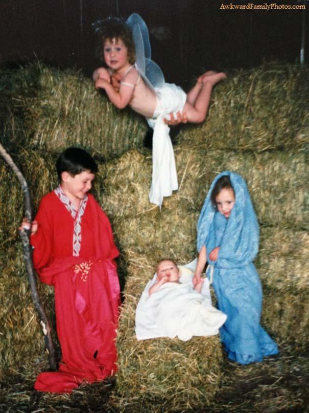 Παράξενες οικογενειακές φωτογραφίες Χριστουγέννων (8)