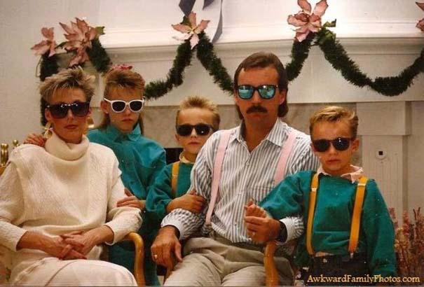 Παράξενες οικογενειακές φωτογραφίες Χριστουγέννων (9)