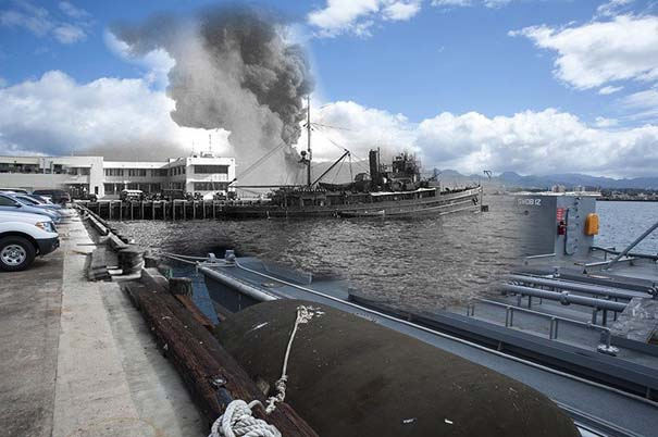 Pearl Harbor τότε και τώρα (6)
