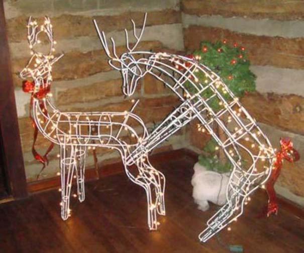 Περίεργοι χριστουγεννιάτικοι στολισμοί (8)
