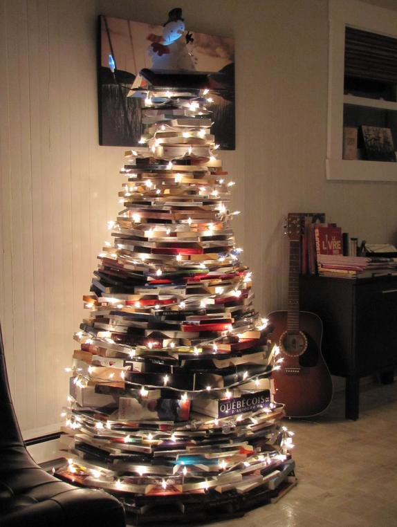 Το χριστουγεννιάτικο δέντρο της γνώσης | Φωτογραφία της ημέρας