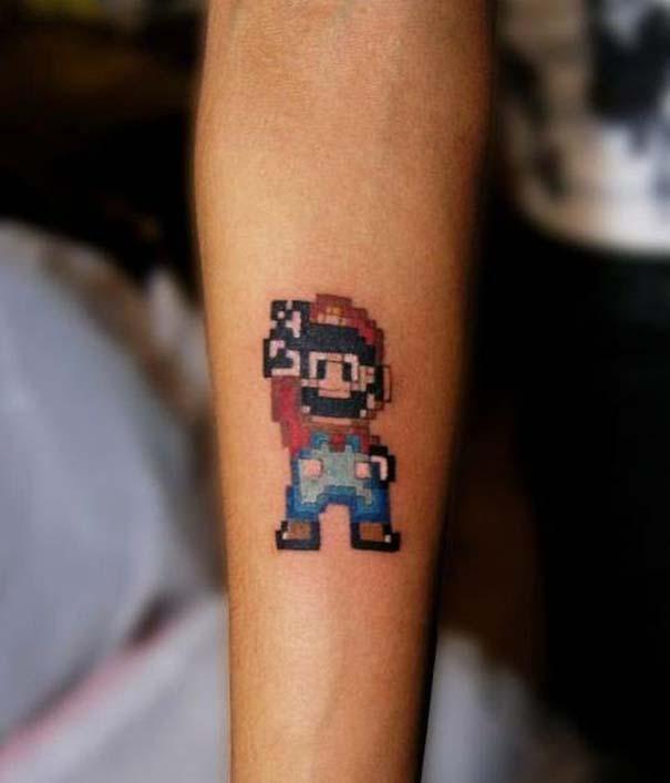 Pixel tattoo (6)