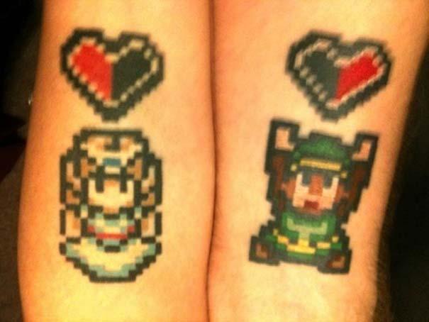 Pixel tattoo (8)