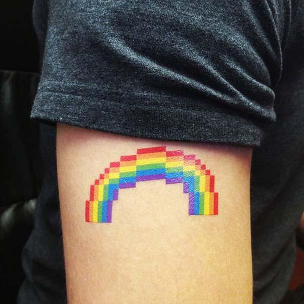 Pixel tattoo (20)