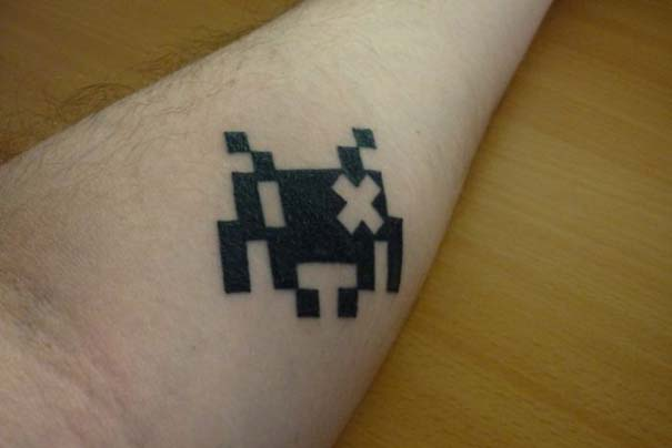 Pixel tattoo (21)