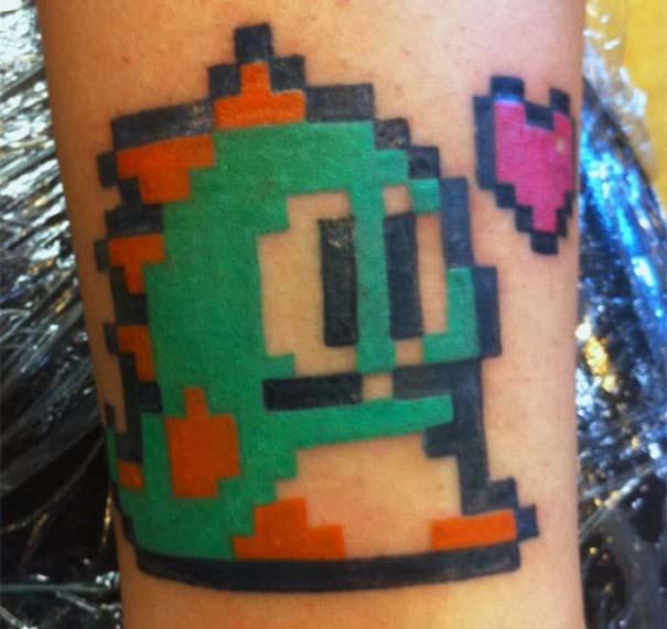 Pixel tattoo (25)