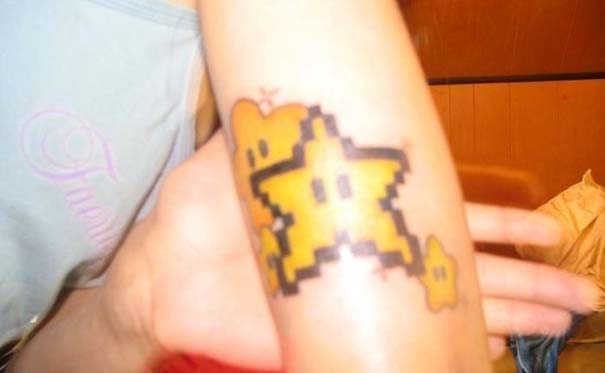 Pixel tattoo (24)