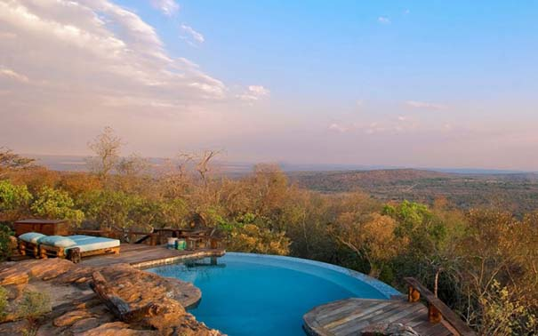 Πολυτελής καλύβα στην Αφρικανική άγρια φύση (4)