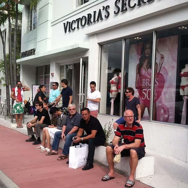 Πως είναι τα ψώνια των γιορτών για τους άνδρες... (1)