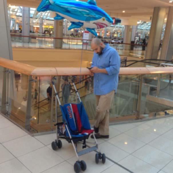 Πως είναι τα ψώνια των γιορτών για τους άνδρες... (2)