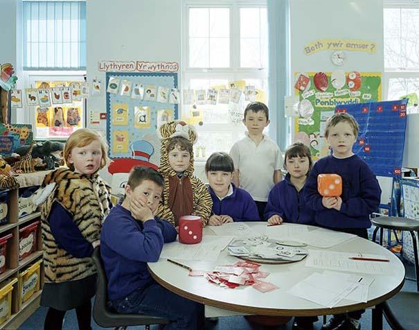 Σχολικές αίθουσες απ' όλο τον κόσμο (1)