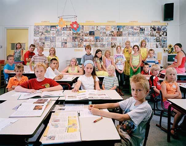 Σχολικές αίθουσες απ' όλο τον κόσμο (3)