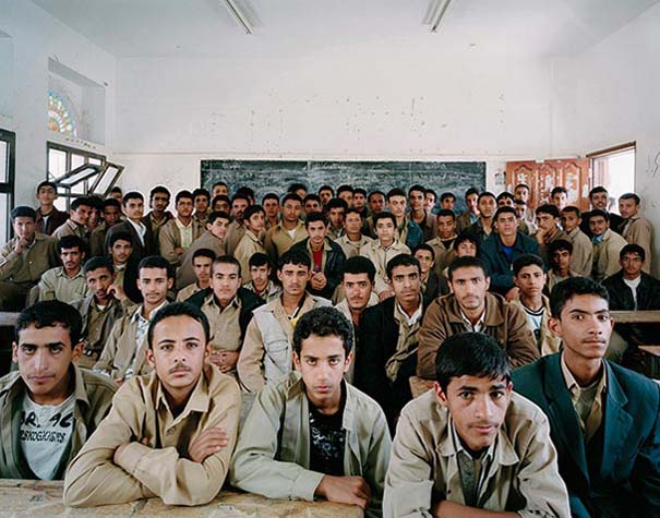 Σχολικές αίθουσες απ' όλο τον κόσμο (5)