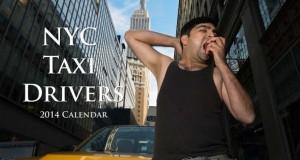 Ταξιτζήδες της Νέας Υόρκης ποζάρουν ως μοντέλα για καλό σκοπό