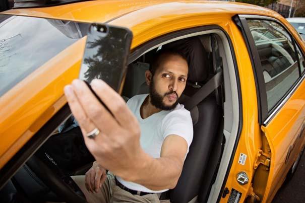 Ταξιτζήδες της Νέας Υόρκης ποζάρουν ως μοντέλα για καλό σκοπό (6)