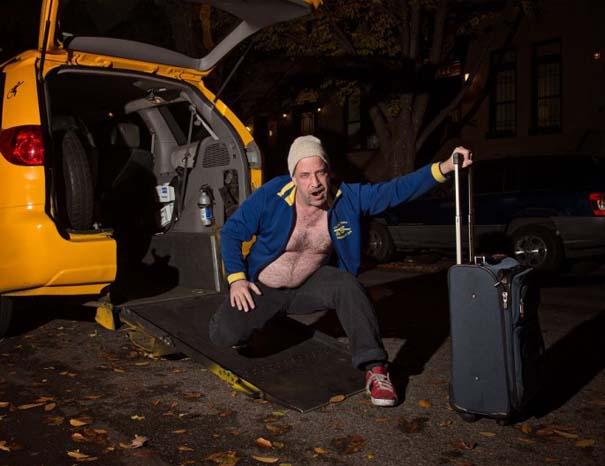 Ταξιτζήδες της Νέας Υόρκης ποζάρουν ως μοντέλα για καλό σκοπό (7)
