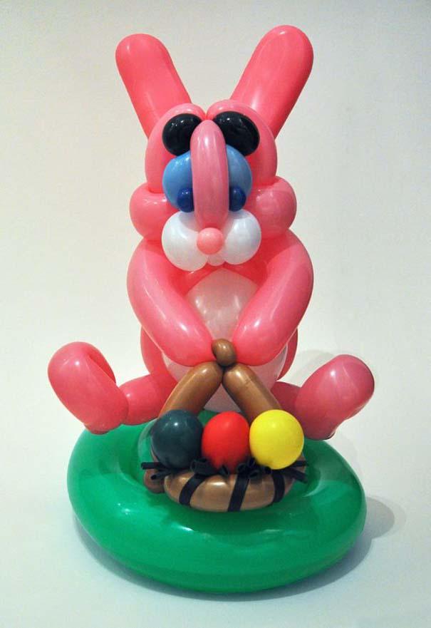 Τέχνη με μπαλόνια από τον Rob Driscoll (2)