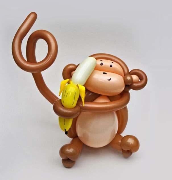 Τέχνη με μπαλόνια από τον Rob Driscoll (14)
