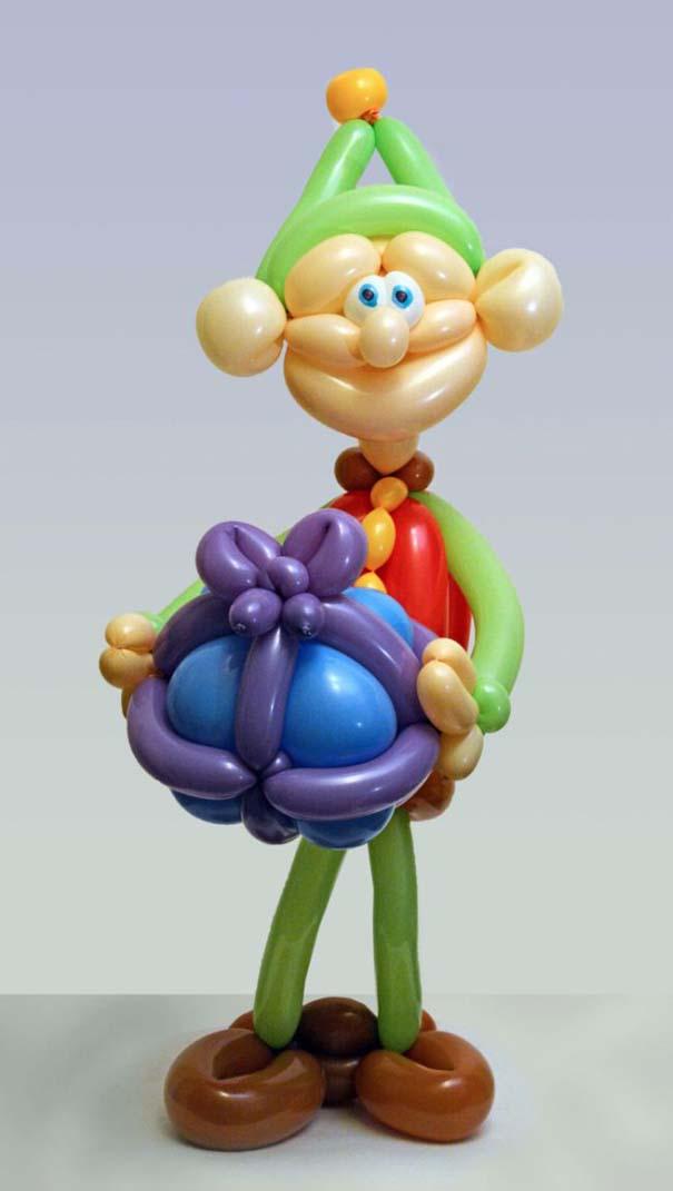 Τέχνη με μπαλόνια από τον Rob Driscoll (15)
