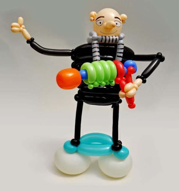 Τέχνη με μπαλόνια από τον Rob Driscoll (17)