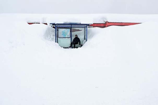 Του χιονιά τα περίεργα (3)
