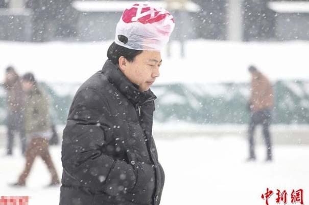 Του χιονιά τα περίεργα (4)
