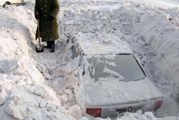 Του χιονιά τα περίεργα (2)