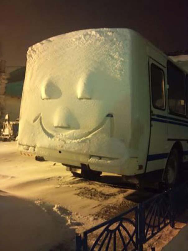Του χιονιά τα περίεργα (12)