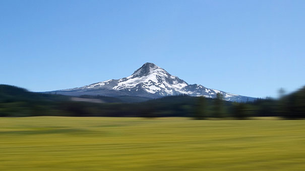 Βουνό που γυρίζει